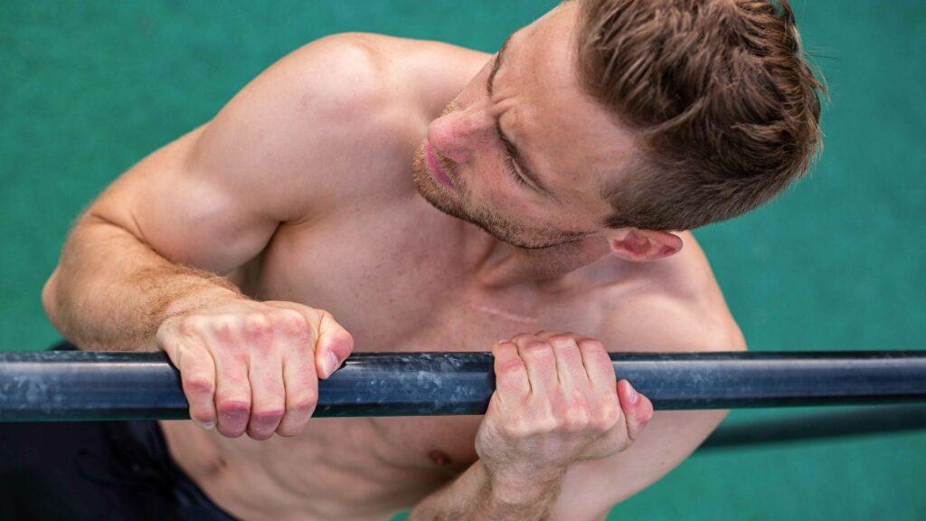 03 Bodyweight Training - Pullups