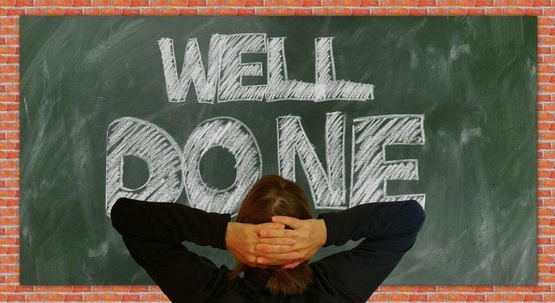 Eigene Erfolge und Leistungen bewusst machen