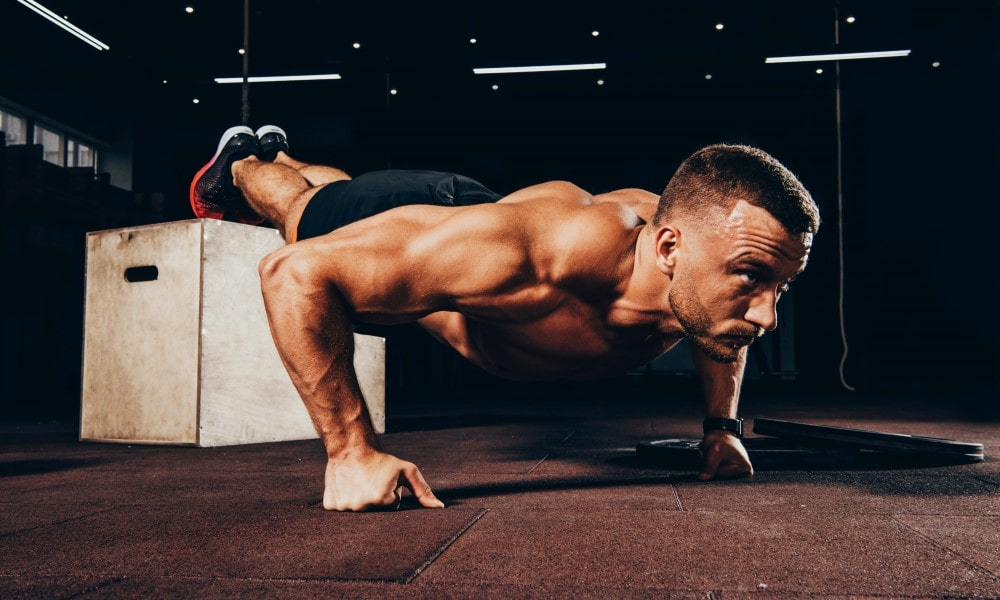 Muskelaufbau ohne Geräte - So gelingt es Dir