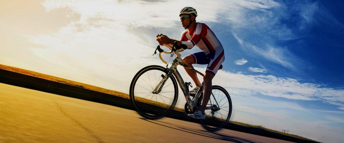Radsport und Fahrradtraining