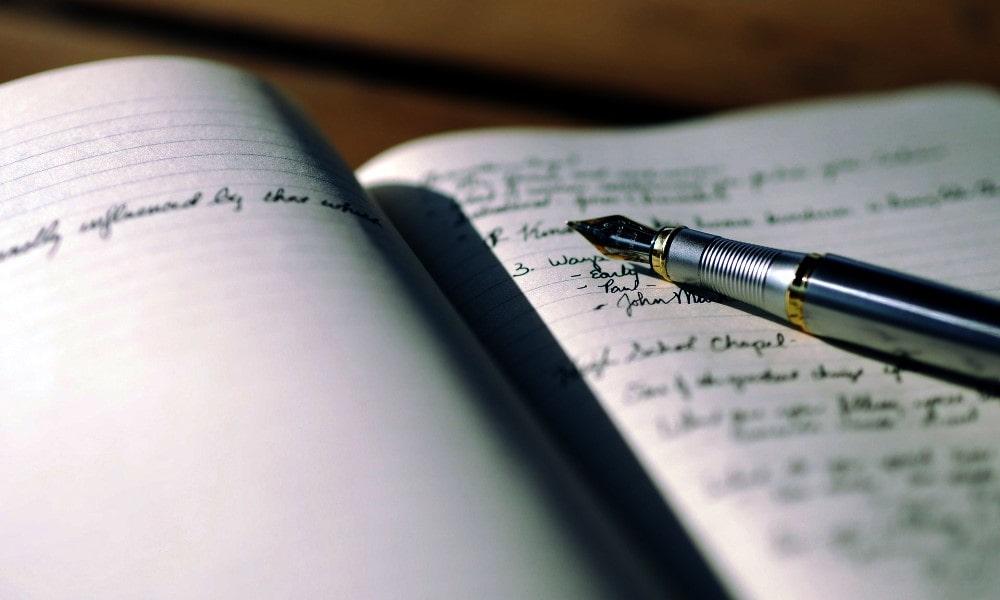 Wie Dir ein Erfolgsjournal beim Dranbleiben hilft