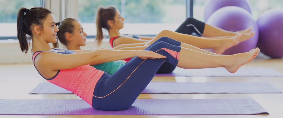 Pilates - Entspannung und Kräftigung