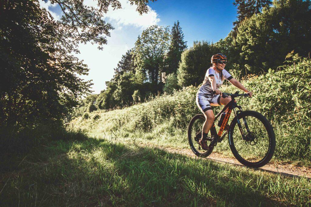 Mehr Kondition und Ausdauer beim Radfahren durch gezieltes Training für Anfänger