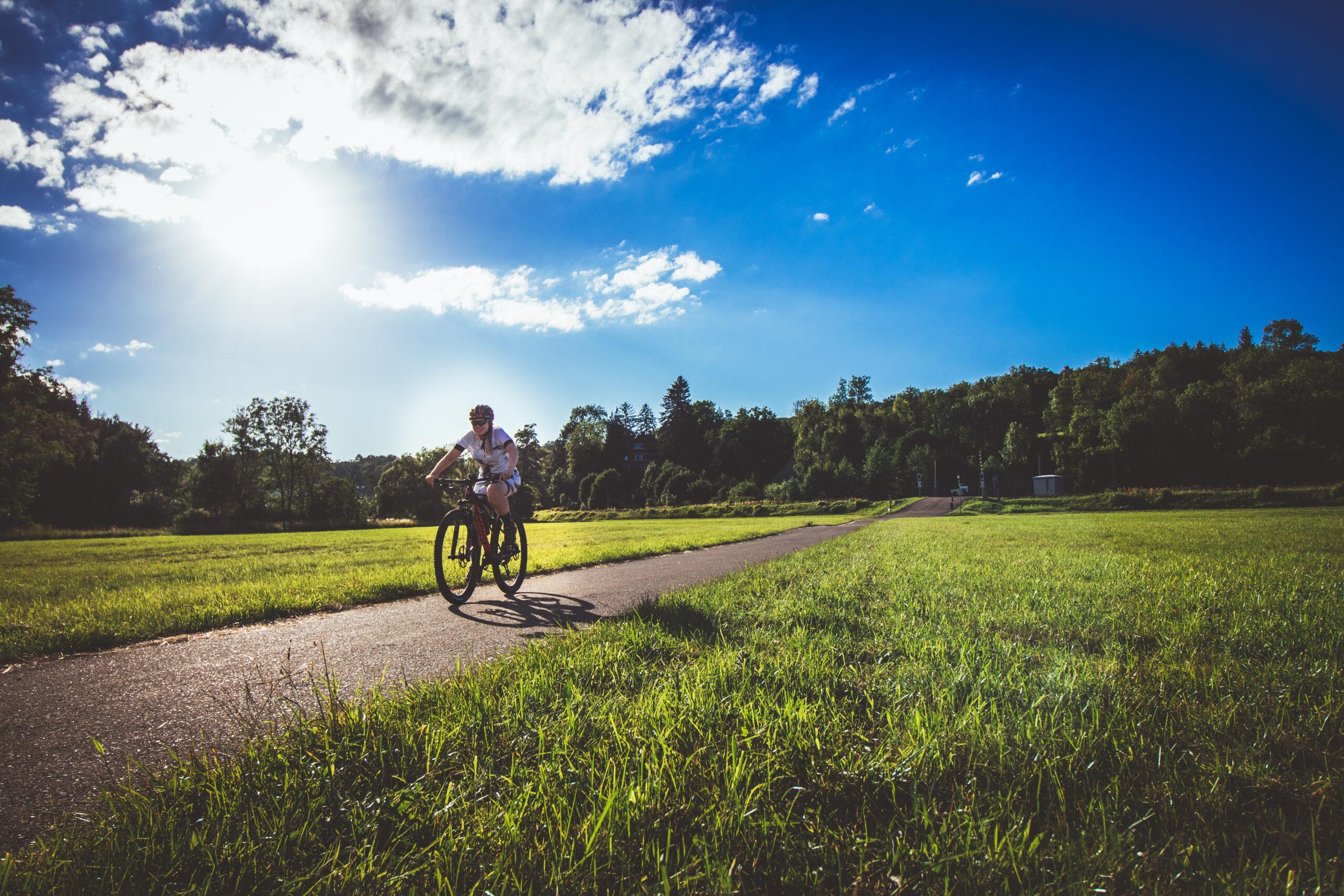 Mehr Ausdauer beim Radfahren - Tipps für Fahrrad Anfänger, die mehr Kondition wollen.
