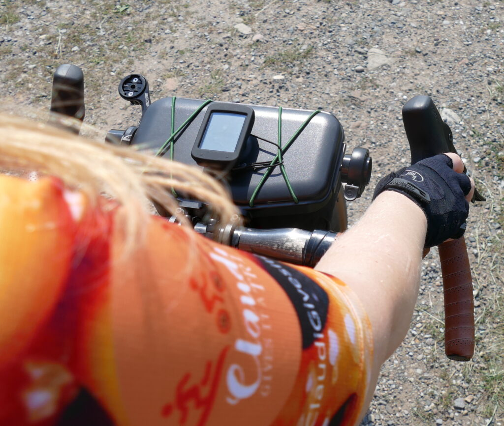 Das Gravelbike als Reiserad - Bikepacking mit dem Gravelbike.
