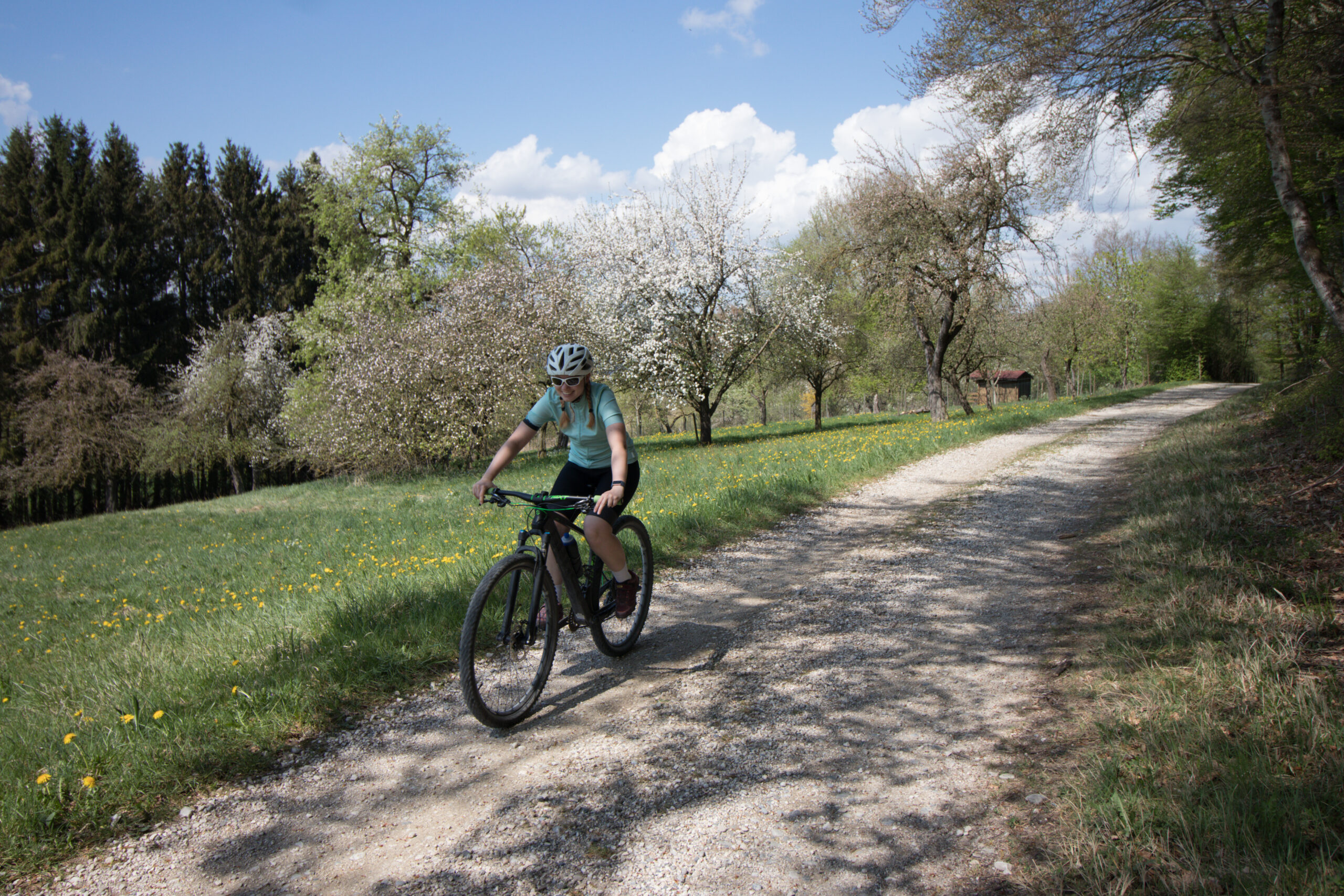 Equipment und Grundausrüstung für Radsport Anfänger - Fahrrad