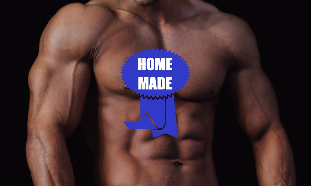 Wie Du den perfekten Trainingsplan für Deinen Muskelaufbau zuhause findest