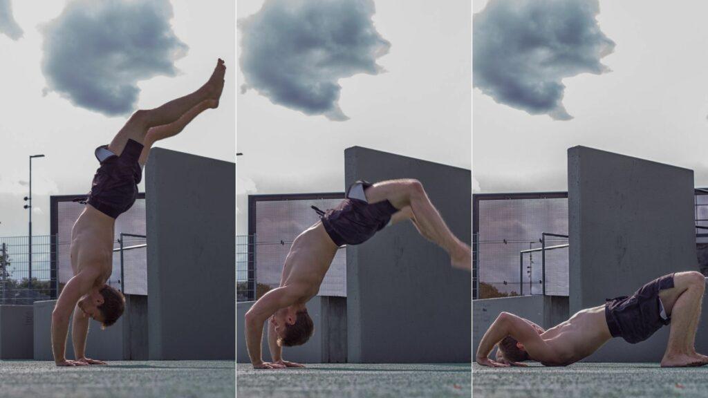 04 - Handstand Brücke - ©Stephan Tischmann