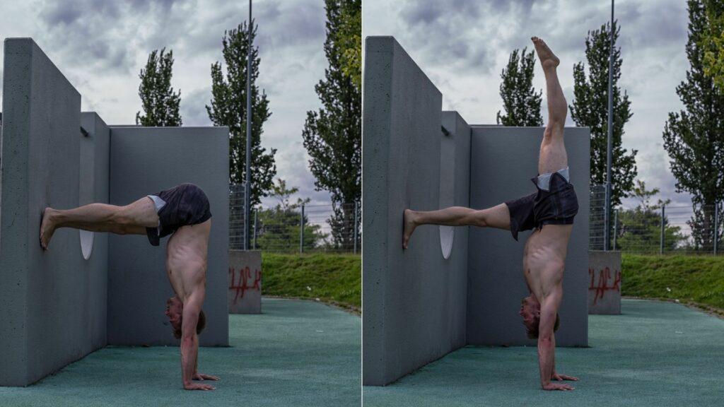 05 - 90 Grad Handstand - ©Stephan Tischmann