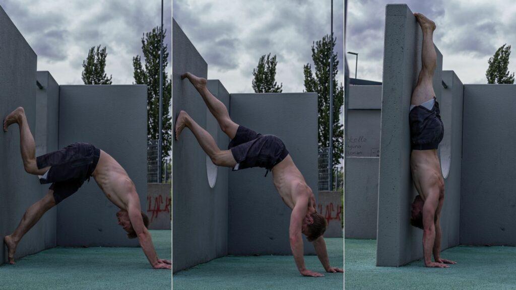 06 - Handstand lernen - ©Stephan Tischmann