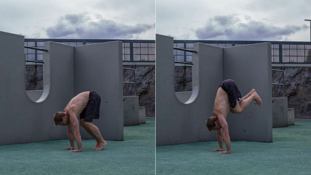 07 - Handstand lernen - ©Stephan Tischmann