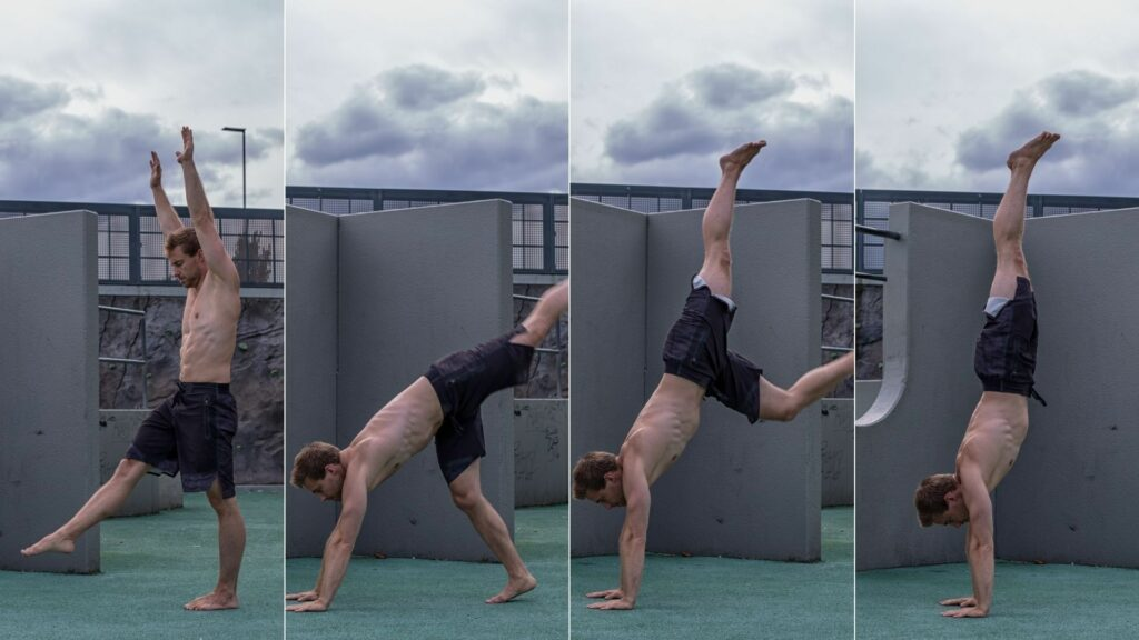 08 - Handstand lernen - ©Stephan Tischmann