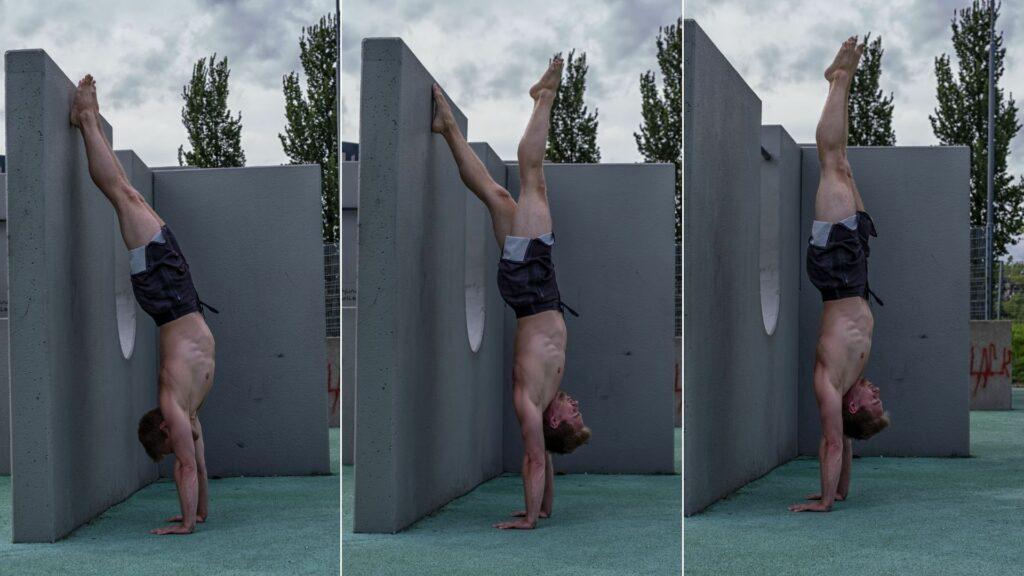 09 - Handstand lernen - ©Stephan Tischmann