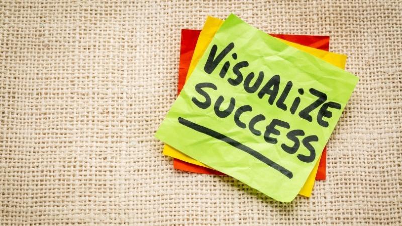 Erfolg visualisieren – nutze die Kraft der Visualisierung, um Wünsche wahr werden zu lassen