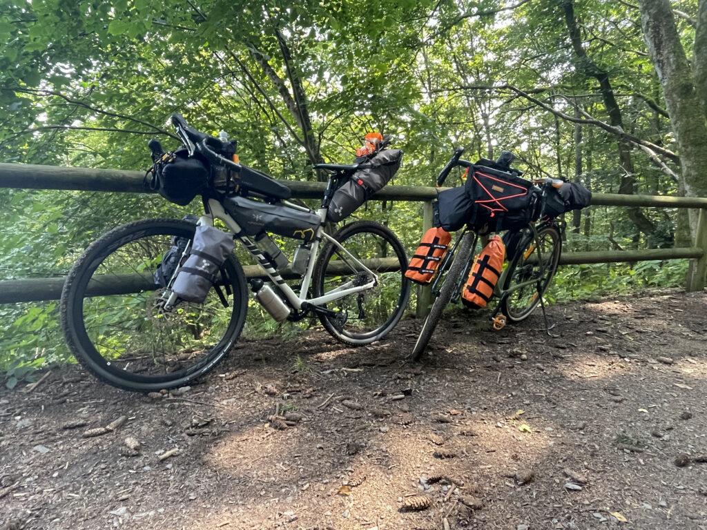 Bikepacking - welches Fahrrad bietet sich für die erste Radreise an? Tipps und Tricks für Bikepacking Anfänger.